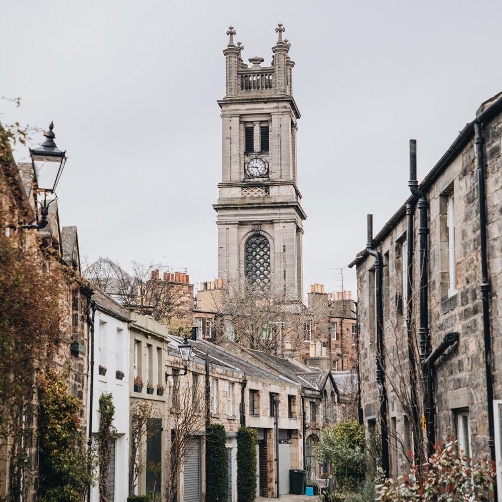 Stockbridge, Edinburgh
