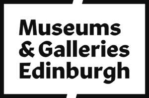 museums and galleries edinburgh logo